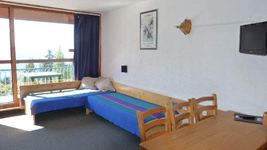Location au ski Appartement 2 pièces coin montagne 6 personnes (636) - Residence Nova - Les Arcs