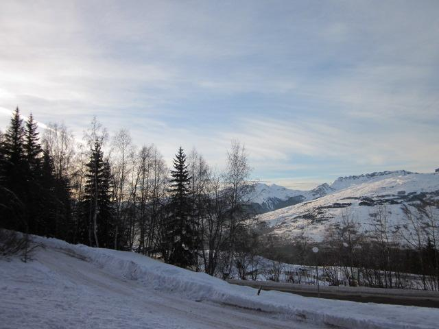 Location au ski Studio coin montagne 5 personnes (220R) - Residence Pierra Menta - Les Arcs