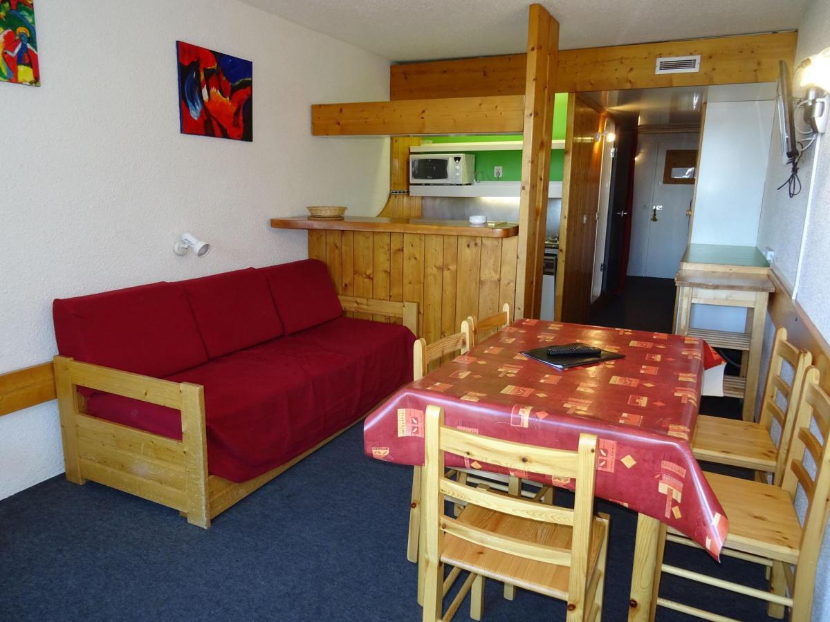 Location au ski Studio coin montagne 5 personnes (836R) - Residence Pierra Menta - Les Arcs