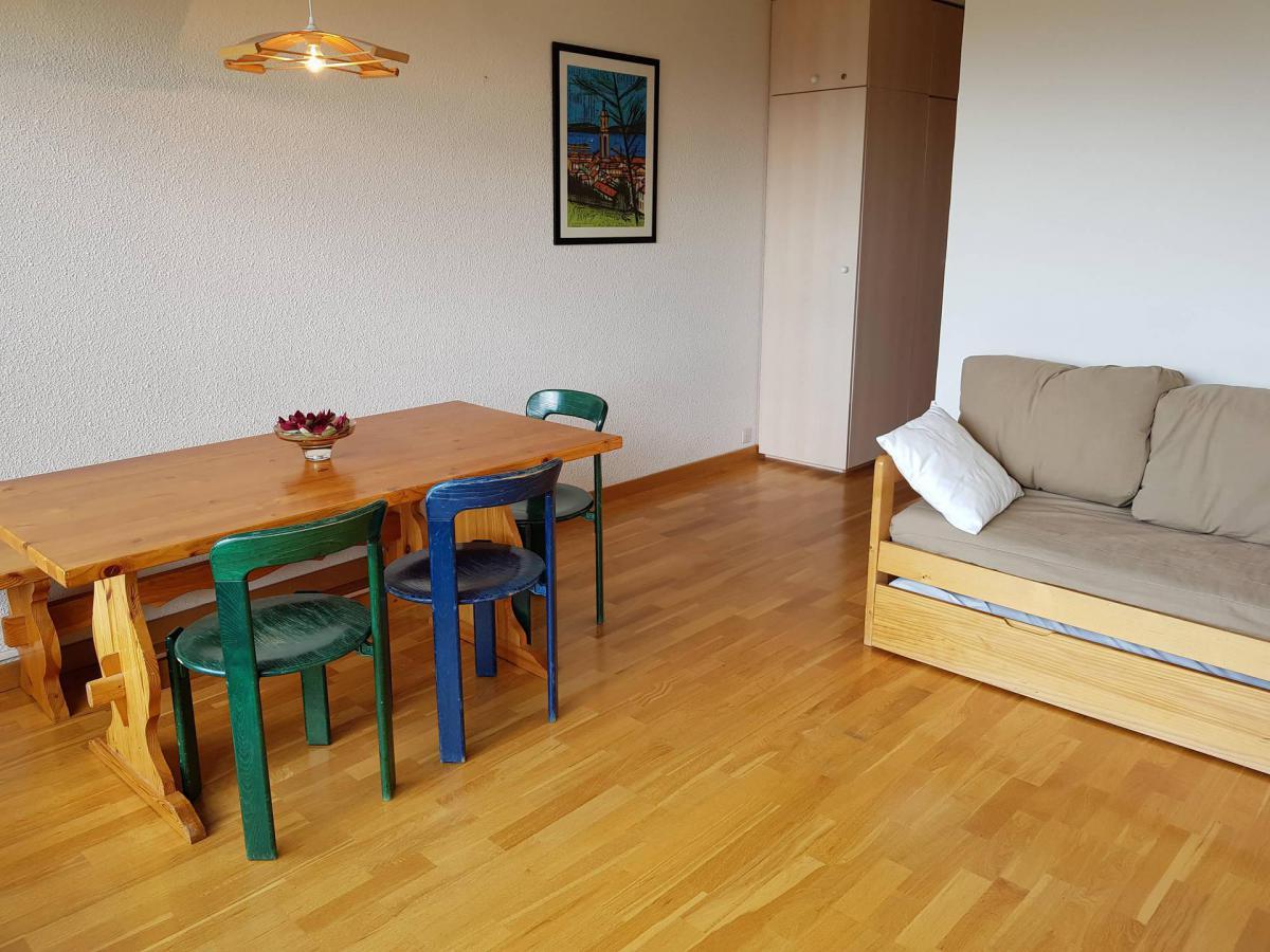 Location au ski Studio cabine 4 personnes - Residence Pierre Blanche - Les Arcs
