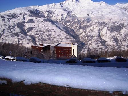 Hébergement au ski Residence Plandevin