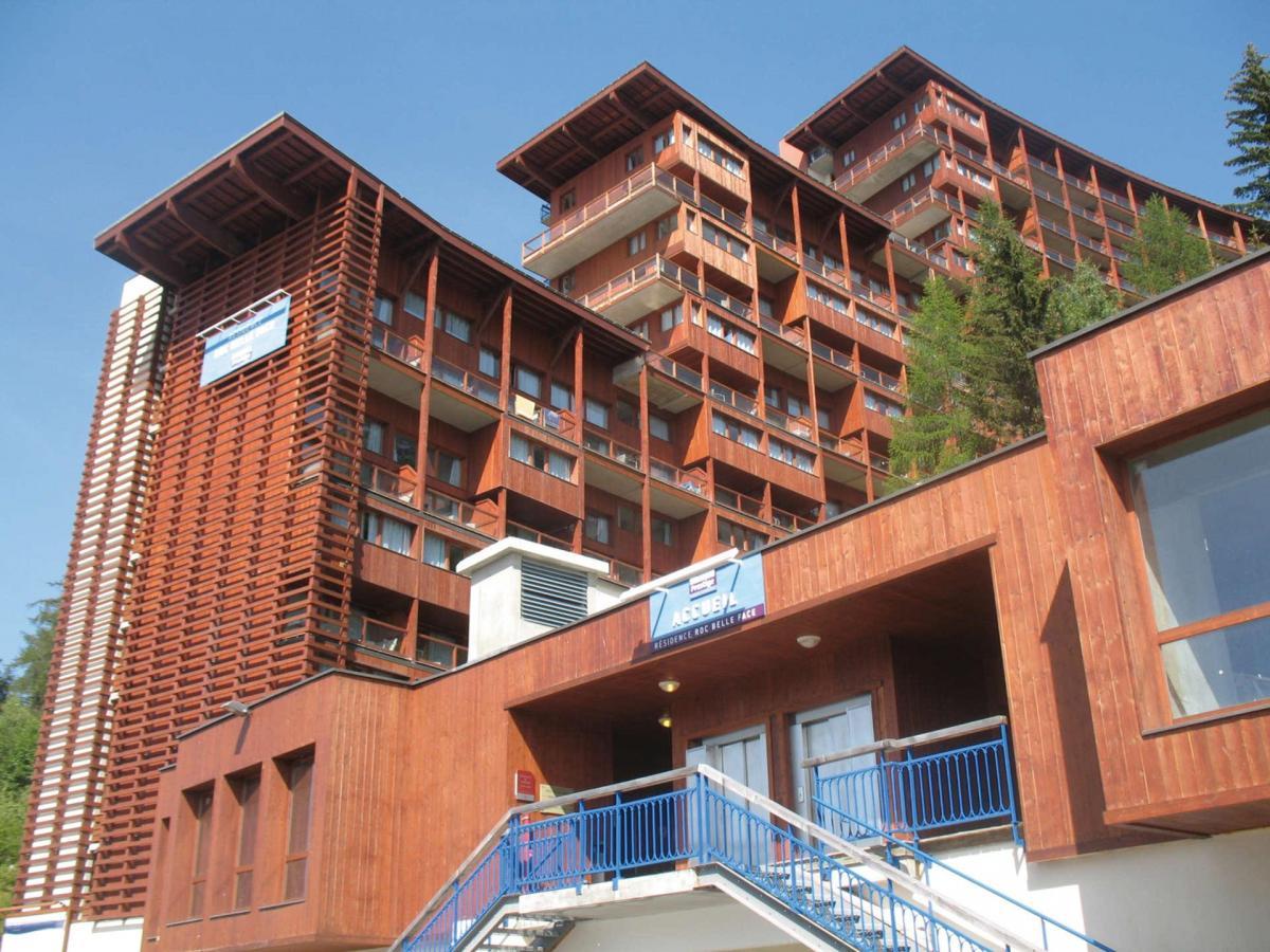 Location au ski Residence Roc Belle Face - Les Arcs