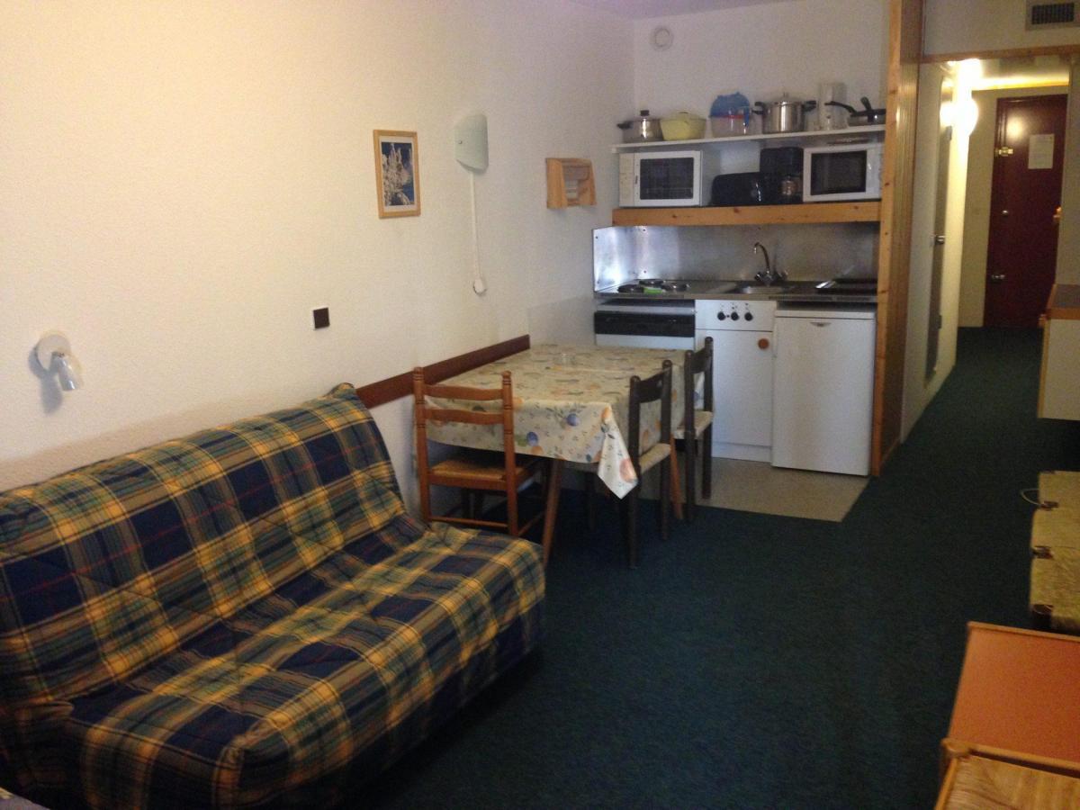 Location au ski Studio 5 personnes (754) - Residence Varet - Les Arcs