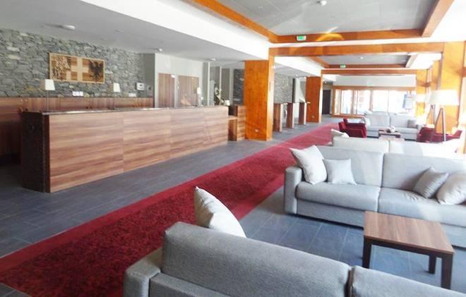 Rent in ski resort Appart'Hôtel Eden - Les Arcs - Reception