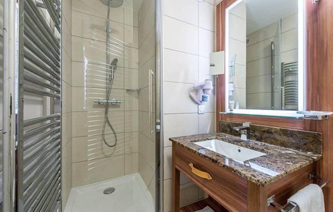 Rent in ski resort Appart'Hôtel Eden - Les Arcs - Bathroom
