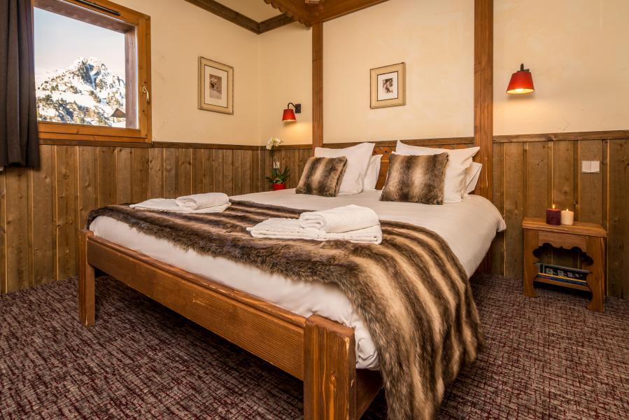 Location au ski Chalet Altitude - Les Arcs - Chambre
