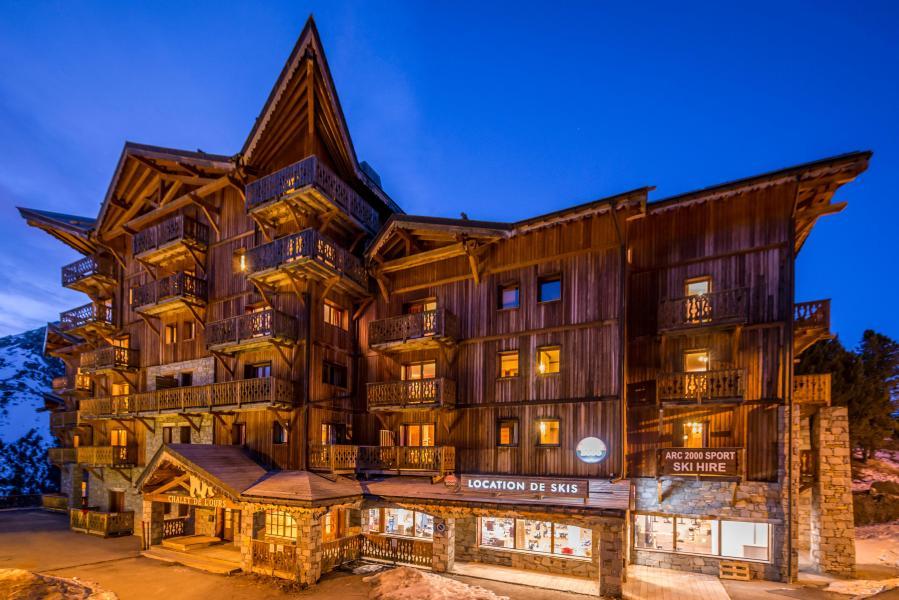 Alquiler al esquí Chalet de l'Ours - Les Arcs - Invierno