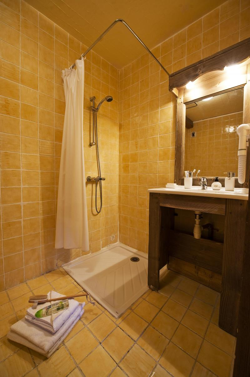 Alquiler al esquí Chalet de l'Ours - Les Arcs - Cuarto de baño con ducha