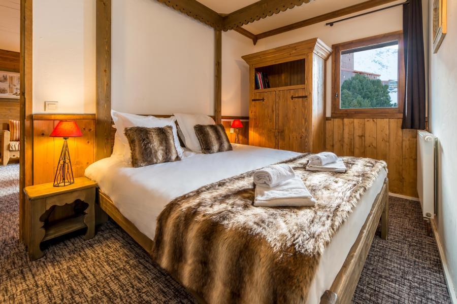 Alquiler al esquí Chalet de l'Ours - Les Arcs - Habitación