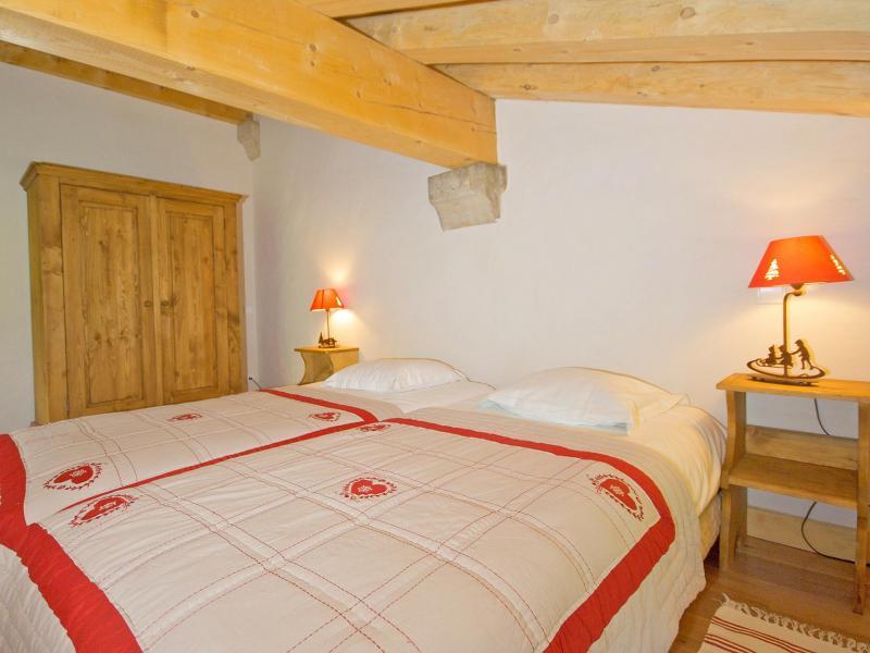 Location au ski Chalet Deux Têtes I - Les Arcs - Chambre
