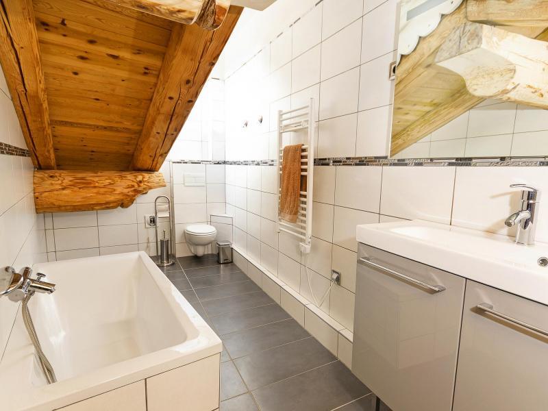 Location au ski Chalet Villaroger - Les Arcs - Salle de bains