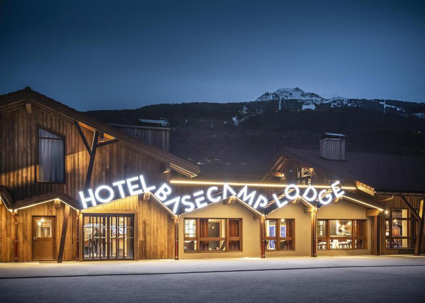 Alquiler al esquí Hôtel Base Camp Lodge - Les Arcs - Invierno
