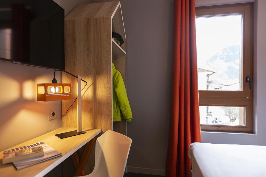 Wynajem na narty Hôtel Base Camp Lodge - Les Arcs - Biuro