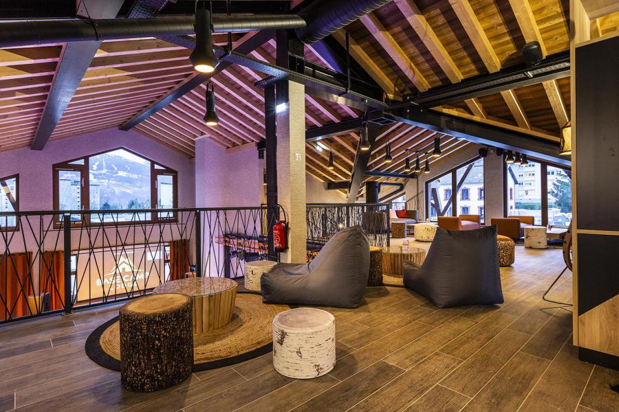 Alquiler al esquí Hôtel Base Camp Lodge - Les Arcs