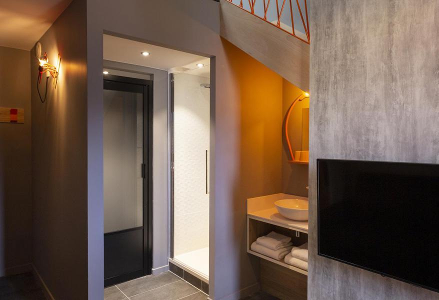 Alquiler al esquí Suite 1-2 personas (ISERAN) - Hôtel Base Camp Lodge - Les Arcs - Apartamento