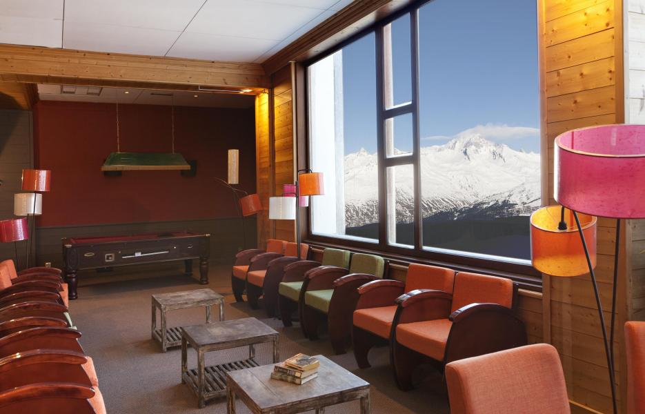 Rent in ski resort Hôtel Club MMV Altitude - Les Arcs - Inside