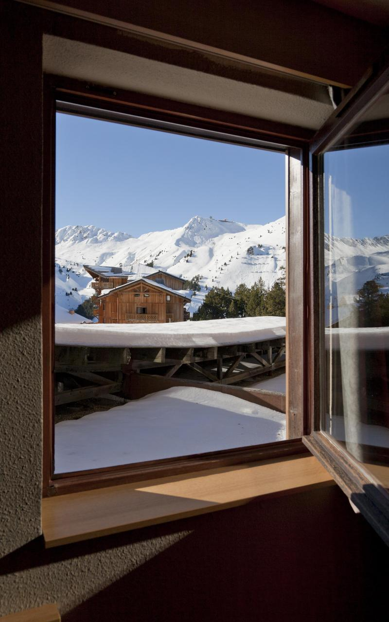 Rent in ski resort Hôtel Club MMV Altitude - Les Arcs - Winter outside