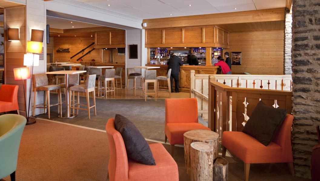 Location au ski Hotel Club Mmv Altitude - Les Arcs - Bar