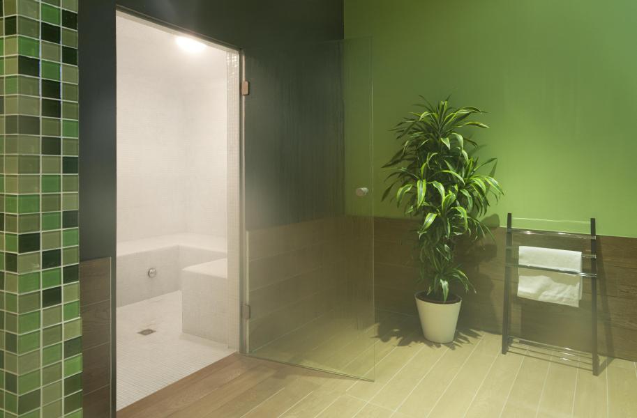 Skiverleih Hôtel Club MMV Altitude - Les Arcs - Dampfbad