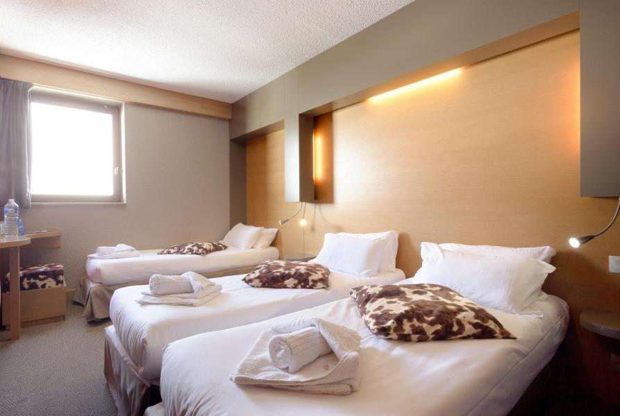 Alquiler al esquí Hôtel Club MMV Altitude - Les Arcs - Habitación