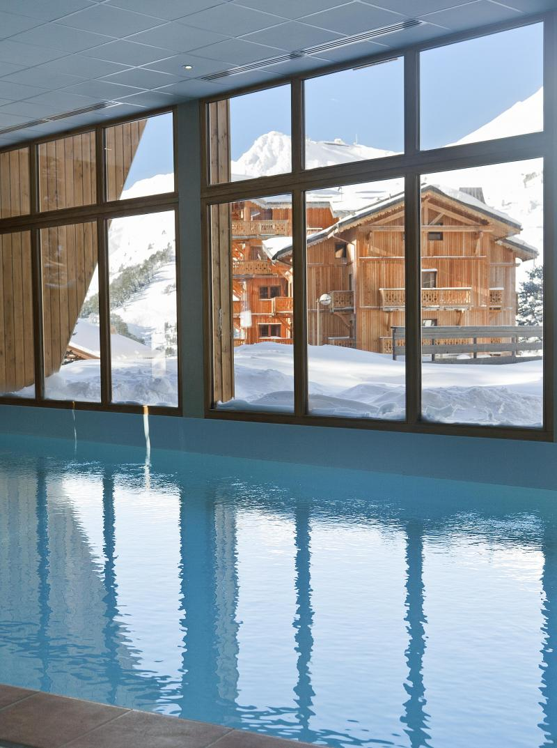 Rent in ski resort Hôtel Club MMV Altitude - Les Arcs