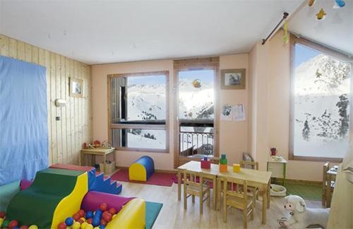 Location au ski Hotel Club Mmv Les Melezes - Les Arcs - Jeux