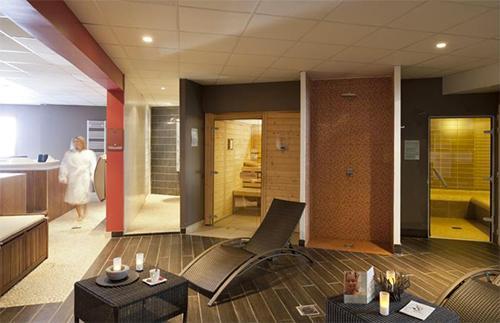 Location au ski Hotel Club Mmv Les Melezes - Les Arcs - Relaxation