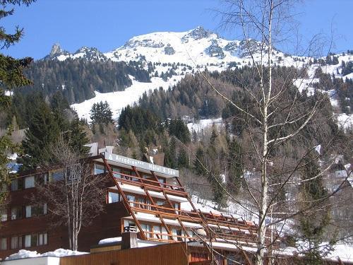 Location au ski Hôtel et Spa Arcadien - Les Arcs - Extérieur hiver