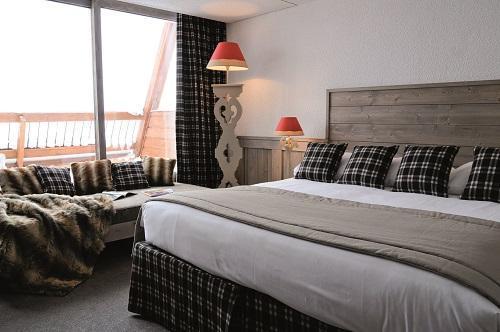 Location au ski Hôtel et Spa Arcadien - Les Arcs - Chambre