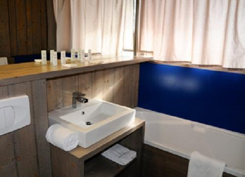 Location au ski Hôtel et Spa Arcadien - Les Arcs - Salle de bains