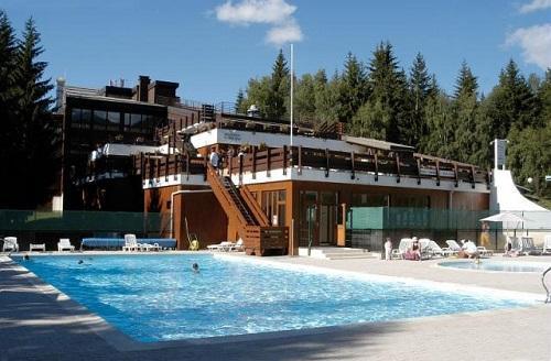 Hotel le golf les arcs location vacances ski les arcs for Hotel au ski
