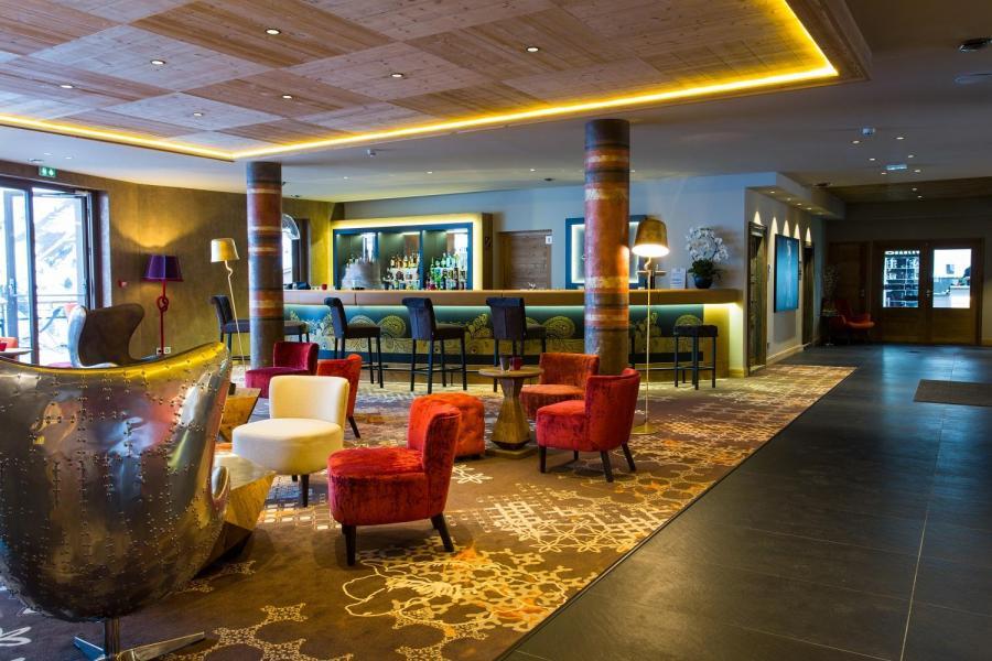 Location au ski Hôtel Taj-I Mah - Les Arcs - Intérieur