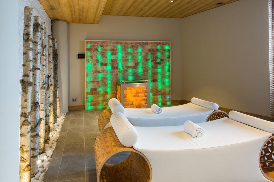 Location au ski Hôtel Taj-I Mah - Les Arcs - Massage