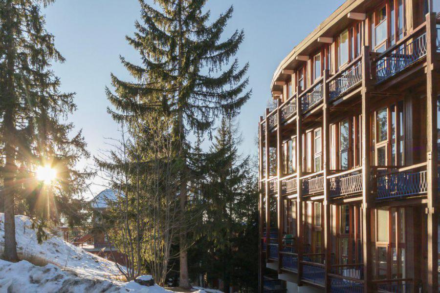 Location au ski La Résidence Alliet - Les Arcs