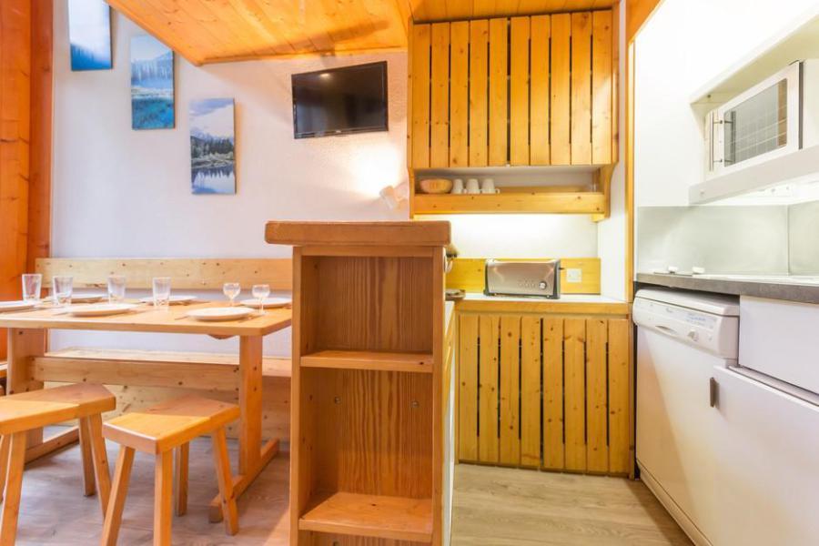 Location au ski Appartement duplex 2 pièces 6 personnes (314) - La Résidence Alliet - Les Arcs
