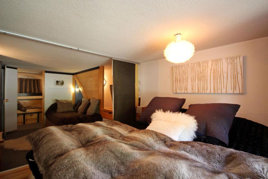 Wynajem na narty Apartament duplex 2 pokojowy 6 osób (214) - La Résidence Alliet - Les Arcs - Łóżkem małżeńskim