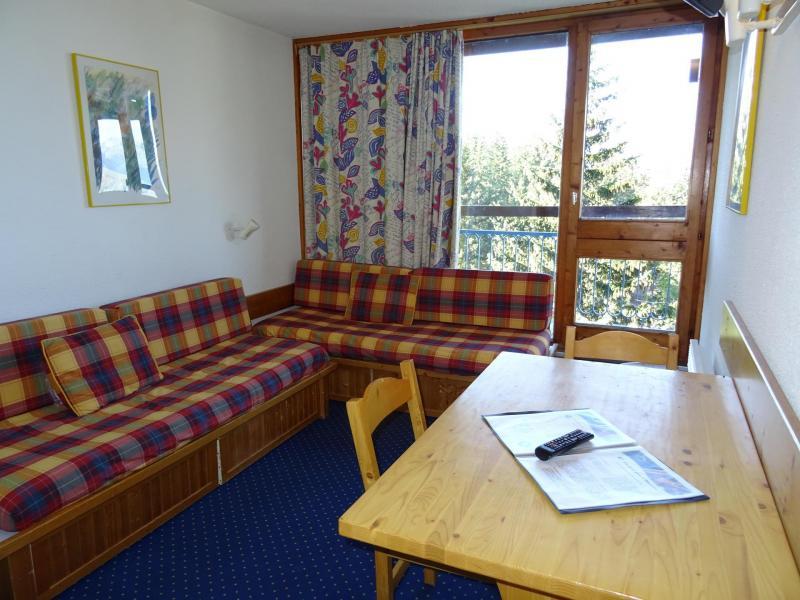 Location au ski Studio coin montagne 4 personnes (818) - La Residence Belles Challes - Les Arcs