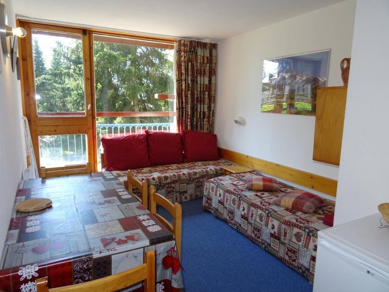 Location au ski Studio 4 personnes (632) - La Residence Belles Challes - Les Arcs