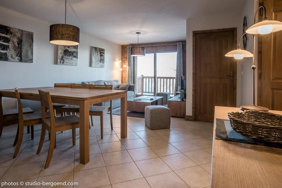 Wynajem na narty Apartament 4 pokojowy 6 osób (19) - La Résidence l'Iseran - Les Arcs