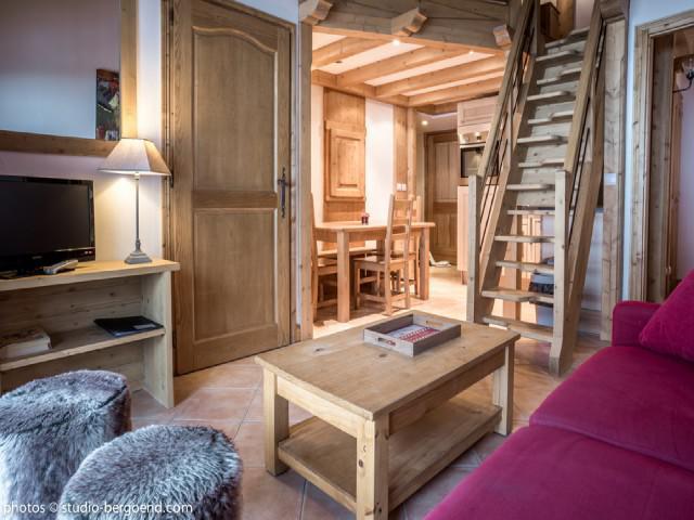 Wynajem na narty Apartament 4 pokojowy 6 osób (41) - La Résidence l'Iseran - Les Arcs