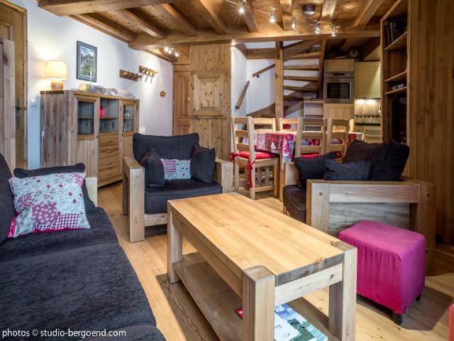 Wynajem na narty Apartament 5 pokojowy 8 osób (44) - La Résidence l'Iseran - Les Arcs