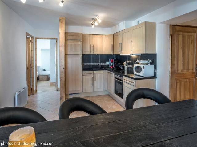 Wynajem na narty Apartament 6 pokojowy 12 osób (15AB) - La Résidence l'Iseran - Les Arcs