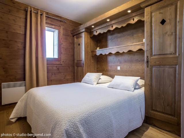 Wynajem na narty Apartament 4 pokojowy 6 osób (13) - La Résidence l'Iseran - Les Arcs