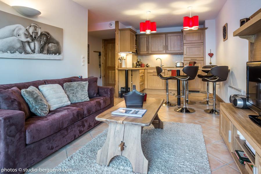 Wynajem na narty Apartament 3 pokojowy 4 osób (16) - La Résidence l'Iseran - Les Arcs