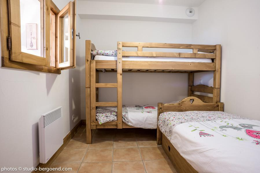 Wynajem na narty Apartament 2 pokojowy kabina 5 osób (30) - La Résidence l'Iseran - Les Arcs