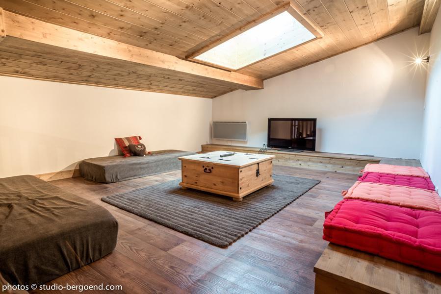 Wynajem na narty Apartament 5 pokojowy 10 osób (38) - La Résidence l'Iseran - Les Arcs