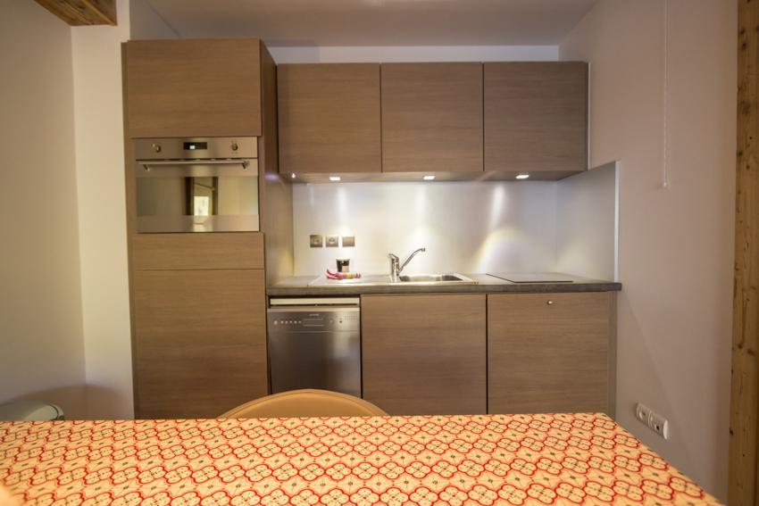 Wynajem na narty Apartament 2 pokojowy 4 osób (04) - La Résidence l'Iseran - Les Arcs