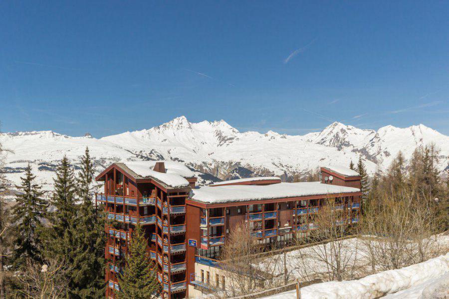 Vakantie in de bergen La Résidence le Thuria - Les Arcs - Buiten winter