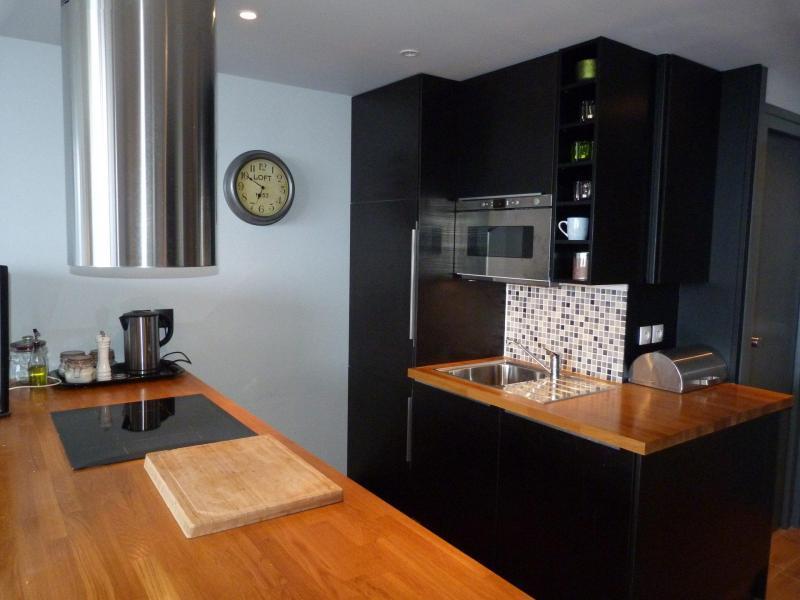 Аренда на лыжном курорте Апартаменты 3 комнат 8 чел. (0210) - La Résidence les Arandelières - Les Arcs - Столова&