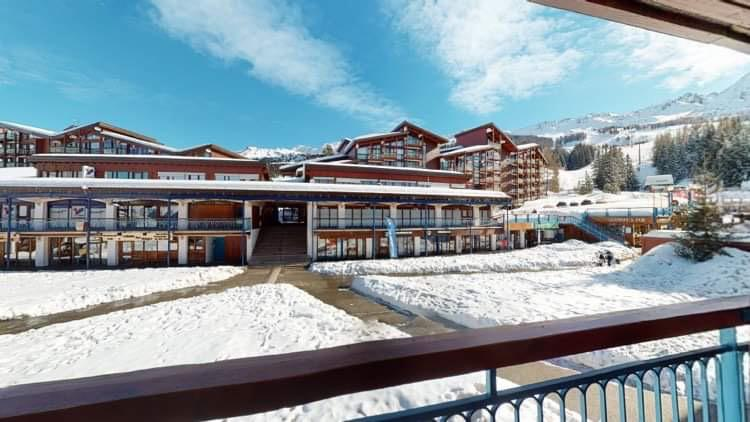 Аренда на лыжном курорте La Résidence les Arandelières - Les Arcs